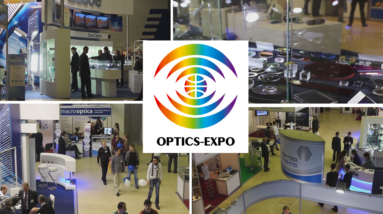 Видеоролик OPTIX-EXPO 2014